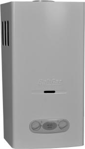 Газовый проточный водонагреватель (колонка) NEVA-4510 (серебро)
